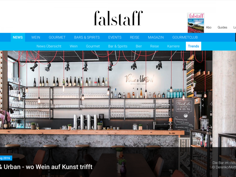 Vitus & Urban - Falstaff Screenshot